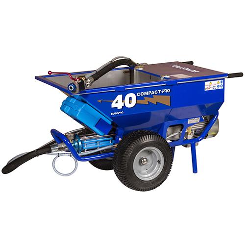 Machine à Enduire Compact Pro 40 Version Mortier