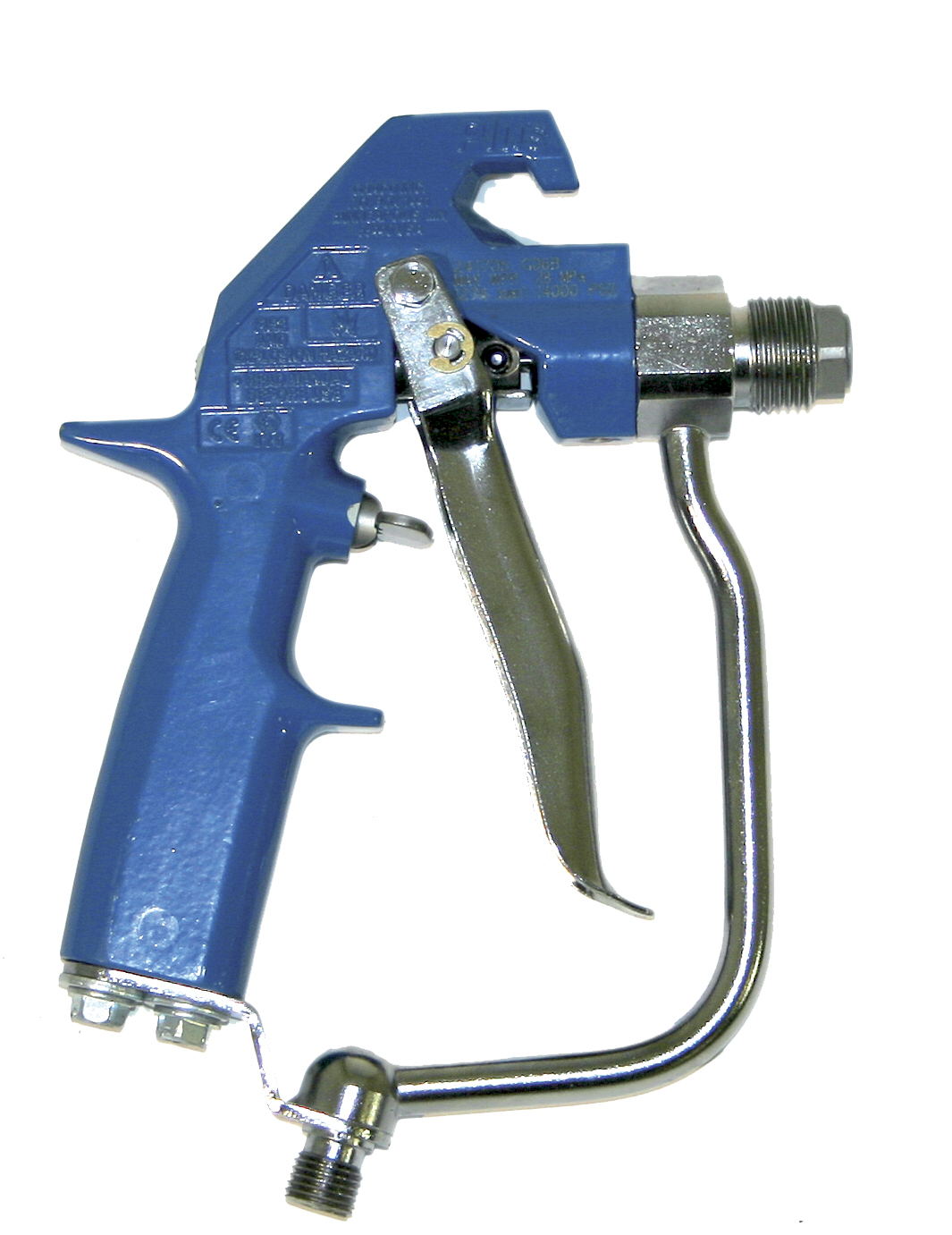pistolet airless 1050 1060 texpray sans support de buse et sans buse. Black Bedroom Furniture Sets. Home Design Ideas